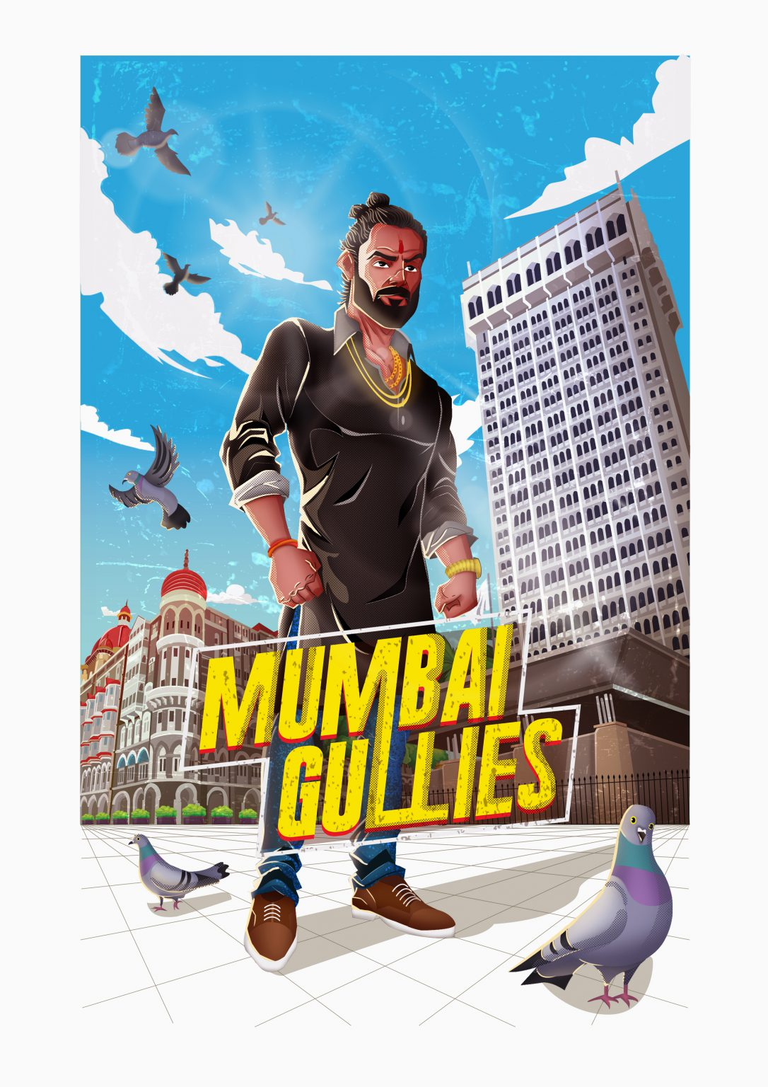 launched the trailer of Mumbai Gullies Game